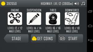 Возможные улучшения для Racing Car