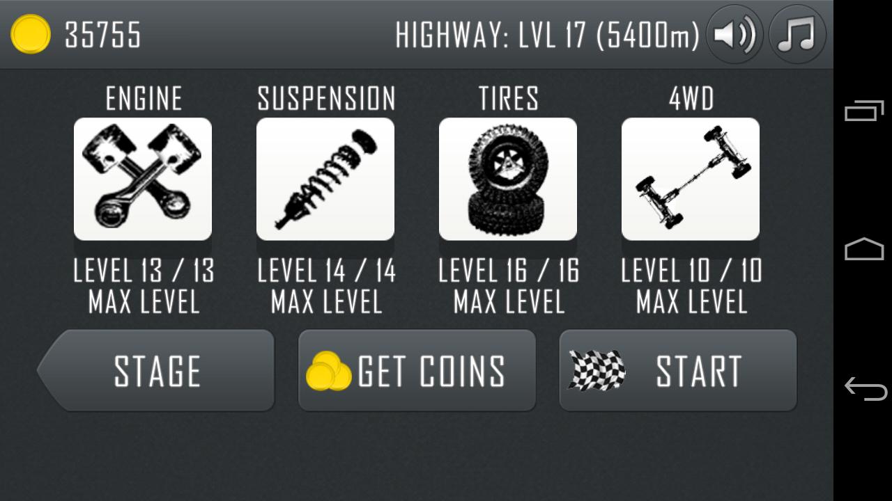 Обновления доступные для Jeep и Monster Truck