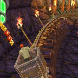 Пещера в Temple Run 2