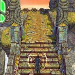 Лестницы в Temple Run 2