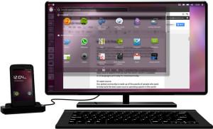 Ubuntu для Android