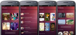 Поиск данных в Ubuntu Phone