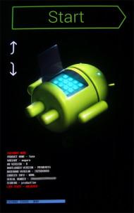 Bootloader Galaxy Nexus