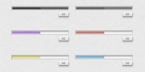 Пример подложек для Battery Bar