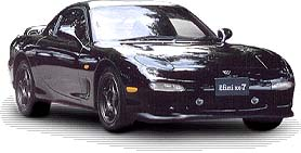 Efini RX-7 Type RZ, 1992