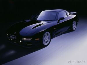 RX-7 FD3s v4 promo