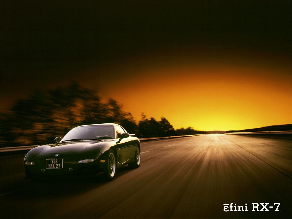 Efini RX-7, 1991